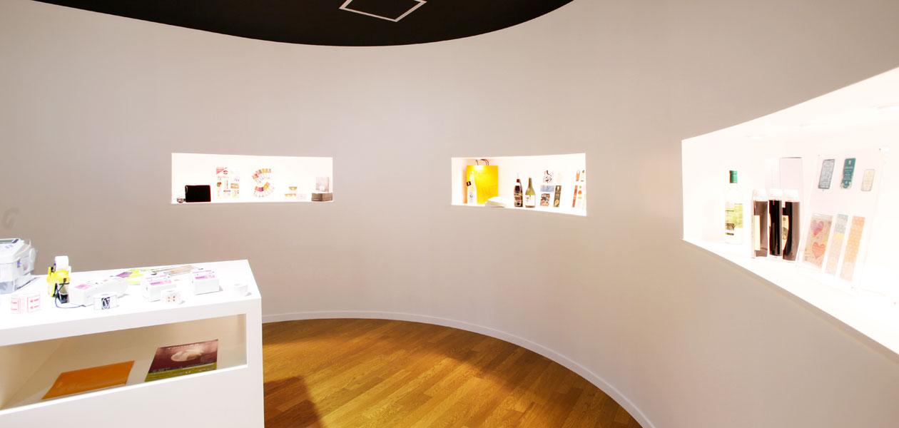 インパム 展示室