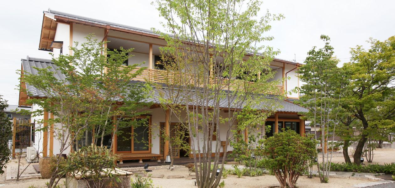 高松の家2外観