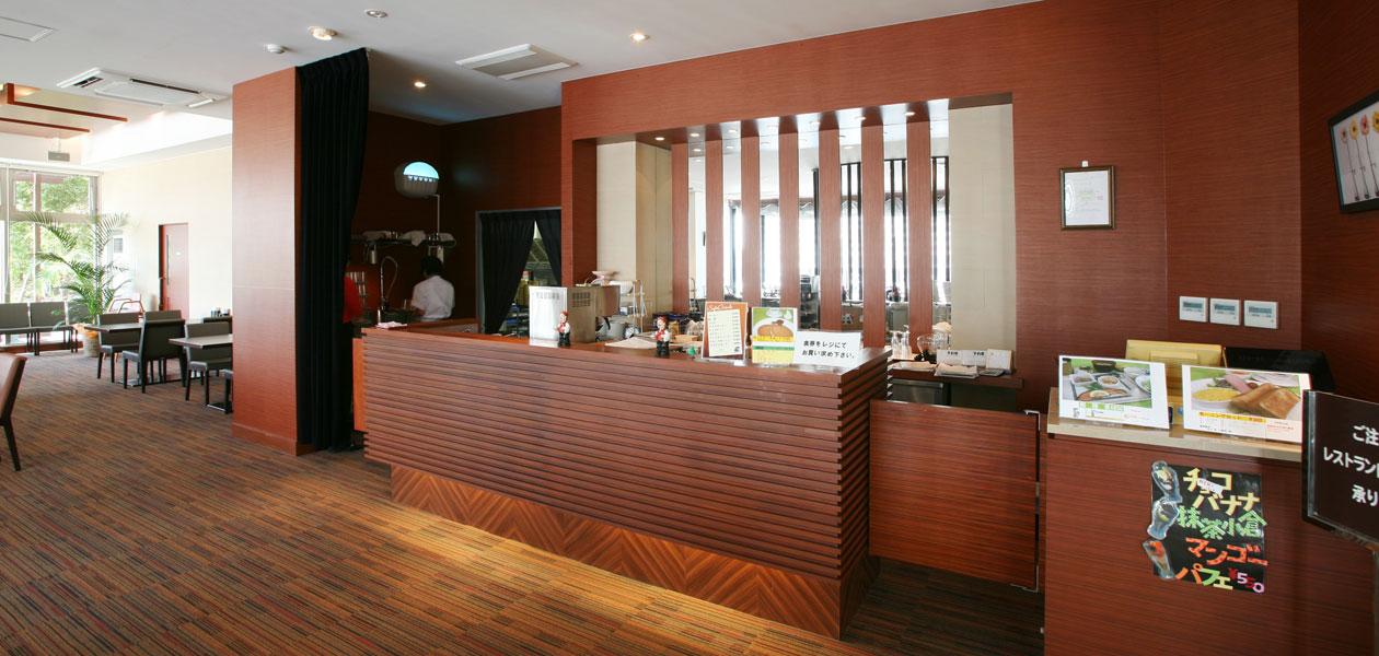 吉備サービスエリア レストラン